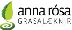 Anna Rósa grasalæknir Mobile Logo